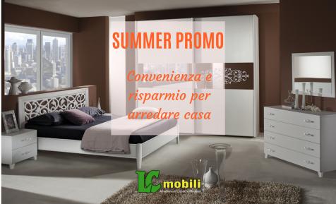 Convenienza e risparmio con la Summer Promo di LC